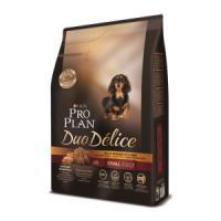Фотография товара Корм для собак Pro Plan Duo Delice Small Adult, 2.5 кг, курица с рисом