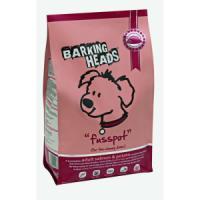 Фотография товара Корм для собак Barking Heads Суета вокруг миски, 18 кг, лосось