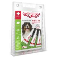 Фотография товара Капли для собак крупных пород Mr. Bruno Green Guard