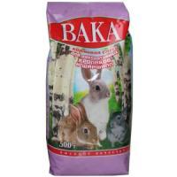 Фотография товара Корм для шиншилл и декоративных кроликов Вака Высокое Качество, 500 г