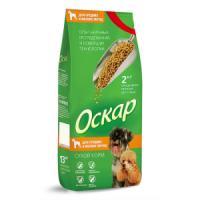 Фотография товара Корм для собак мелких и средних пород Оскар, 13 кг, курица