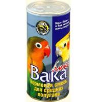 Фотография товара Корм для попугаев Вака, 900 г