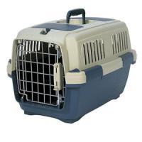 Фотография товара Переноска для собак и кошек Marchioro Clipper Tortuga, размер 2, 2.2 кг, размер 57х37х36см., бежевый/синий