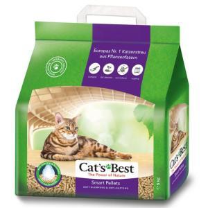 Наполнитель для кошачьего туалета Cat's Best Smart Pellets, 5 кг