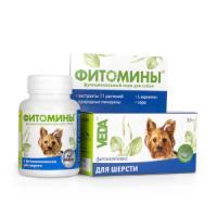Фотография товара Витамины для собак Фито