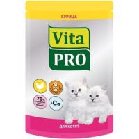 Фотография товара Корм для котят Vita Pro, 100 г, курица