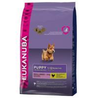 Фотография товара Eukanuba Puppy Small Breed корм для щенков, 10 кг: купить с доставкой