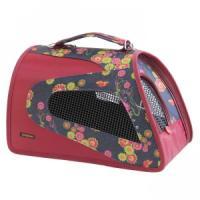 Фотография товара Сумка-переноска для собак и кошек Dogman Фантазия №1, 1 кг, размер 40х24х27см., цвета в ассортименте