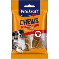 Фотография товара Жевательные кости для собак Vitakraft Chews, 60 г, размер 10см.