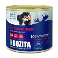 Фотография товара Корм для собак Bozita Beef, 625 г, говядина