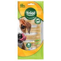 Фотография товара Лакомства для собак Triol, 12 г, сыромятная кожа, 6 шт.