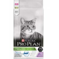 Фотография товара Корм для кошек Pro Plan Sterilised Senior 7+, 10 кг, индейка