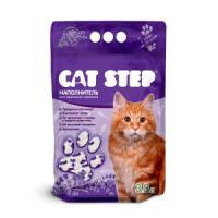 Фотография товара Наполнитель для кошачьих туалетов Cat Step Лаванда, 1.8 кг