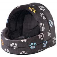 Фотография товара Домик для кошек и собак Trixie Jimmy, размер 40×35×35см., коричневый