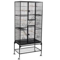 Фотография товара Клетка для птиц Triol 5005, размер 81х47х176см.